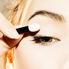 Before applying eye shadows, create a flawless base that brightens your eyes and enhances your overall look with pro tips. - Shape.com