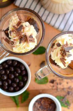 The Perfect Bite ::Homemade Baileys Irish Cream