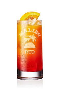 MALIBU RED Red Sunset