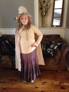 Professor Sprout. Best dressed at the party.