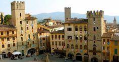 Roteiro de 2 dias em Arezzo #viajar #viagem #itália #italy