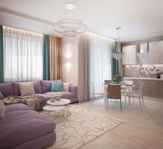Playing with colours in different areas Living Room Designs, Living Room Decor, Bedroom Decor, Dining Room, Small Space Interior Design, Home Interior Design, Small Master Bedroom, Living Room Remodel, Home Decor Kitchen