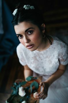 Artistic Wedding Inspiration | Ludovica Lanzafami e Valerio Elia Photography | Bridal Musings Wedding Blog 38