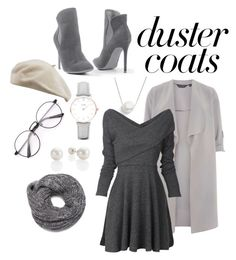 Cozy Cosmopolitan by mtdreams on Polyvore featuring polyvore, moda, style, Dorothy Perkins, Venus, Chan Luu, CLUSE, Nine West, fashion and clothing