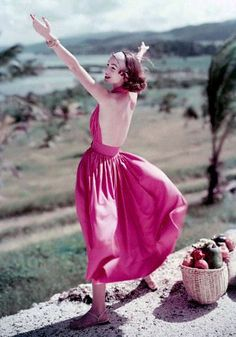 Sundress by Claire McCardell 1957