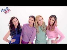 Vivelle Dop - Hairchalk Pastel - YouTube