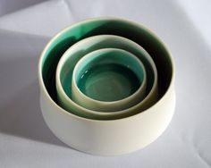 Ballyhoura Ceramics - porcelain vessels glazed in river colours. Limerick Ireland, Dublin Ireland, Irish Design, Sunshine, Porcelain, Passion, Colours, River, Ceramics