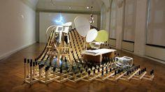 Hochwertige Kunst und Design zum Entdecken, Kaufen und Mitnehmen - Linzer Kunstsalon lockt von 18. bis 20. September in das OÖ. Landesmuseum. Mehr dazu hier: http://www.nachrichten.at/nachrichten/kultur/Hochwertige-Kunst-und-Design-zum-Entdecken-Kaufen-und-Mitnehmen;art16,1975622 (Bild: gunn)