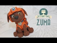 Zuma cake topper paw patrol fondant cake ideas, My Crafts and DIY Projects