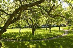 Gårdmandens have, Bornholm
