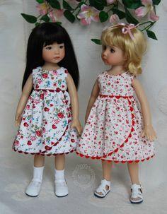 2 Darling en robes d'été                                                                                                                                                                                 Plus