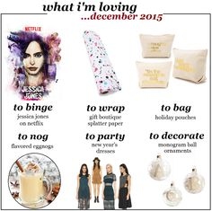Oh to Be a Muse   Bay Area Fashion Blogger Inspiring Style: What I'm Loving in December 2015
