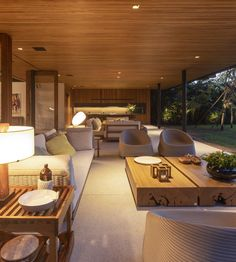 Home Design Decor, Dream Home Design, Modern House Design, Home Interior Design, Interior Architecture, Interior Decorating, Interior Tropical, Style Californien, Dream House Exterior