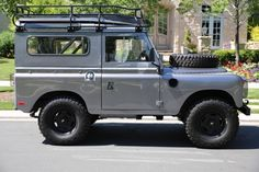 1975 Land Rover Series