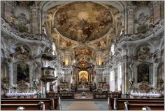 Birnau-Wallfahrtskirche St. Maria.