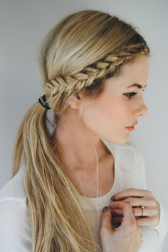 #summer #beauty #braid