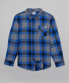 Loving this Skydiver Swell Button-Up - Boys on #zulily! #zulilyfinds