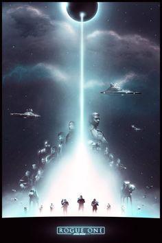 Star Wars: Rogue One Poster - Colin Morella