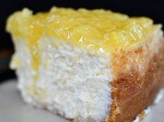 AMAZING Raw, Vegan, EASY(really) pineapple cheesecake!! Serious crowd pleaser!