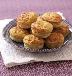 Des bouchées apéritives express au maquereau et moutarde, faites avec les ingrédients du placard. Délicieuses et riches en oméga 3 !