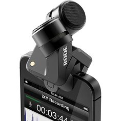 Rode iXY Stereo Microphone (Lightning Connector) IXY-L B&H Photo