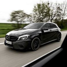 Mercedes-Benz A45 AMG. Swwweeeett!