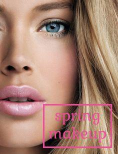 Spring Makeup tips!- @HauteFrugalista