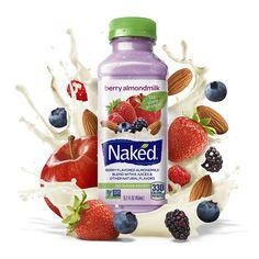 Naked Juice Berry Almondmilk