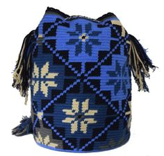 Mochila Wayuu Ethnic hand Woven Shoulder Bag Multicolor: Handbags: Amazon.com