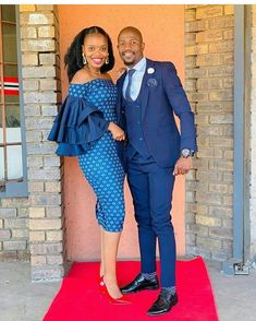 African Traditional Wedding, African Traditional Dresses, Seshweshwe Dresses, Dress Outfits, Short African Dresses, African Fashion Dresses, African Print Fashion, African Prints, Xhosa Attire