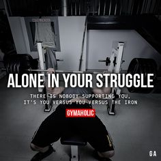 Alone In Your Struggle