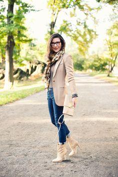 fall dressing