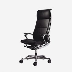 Okamura (Japan)Innovative and comfortable executive chair. Okamura CZ is an executive office chair t Office Furniture, Furniture Design, Small Living Room Chairs, Work Chair, Office Chair Without Wheels, Executive Office Chairs, Bar Chairs, Innovation Design, Upholstery