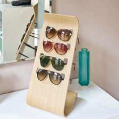 Brillenständer - formschöne Brillenaufbewahrung von Jan Kurtz