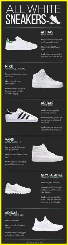 more photos 3070e dca06 Sneakers You Can Wear Without Socks  sneakers Zapatillas Blancas, Zapatos  De Colores, Mocasines