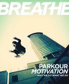 Parkour Motivation