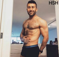 "968 Likes, 4 Comments - HAIRY SCRUFF HOMO™ 🐻👬 (@hairyscruffhomo) on Instagram: ""FEATURING @thejacobayoub #hairyscruffhomo #teamhsh #HSH"""