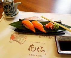 En #Hanakura invitamos a todas las mamis que nos visiten hoy dos nigiris de salmón #felizdiadelamadre