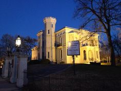 Wyeth -Tootle  Mansion in St. Joseph Mo.
