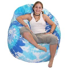 Outstanding 9 Best Tie Dye Images Tie Dye Bean Bag Chair Bean Bag Squirreltailoven Fun Painted Chair Ideas Images Squirreltailovenorg