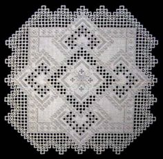 Shadow Play brings us an elegant, lacy doily for the advanced intermediate stitcher to complete. This masterpiece will be a beautiful addition to the decor of any area!