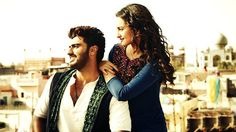 Arjun Kapoor and Sonakshi Sinha in Tevar Movie Wallpapers at Hdwallpapersz.net