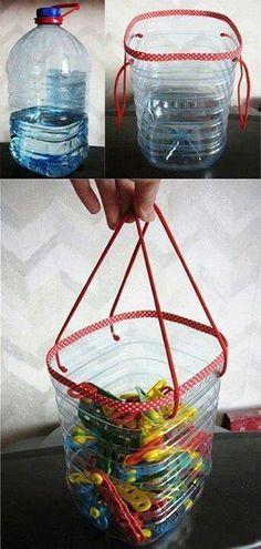 Kilka pomysłów na zrobienie czegoś z plastikowych butelek. Sprawdź koniecznie!