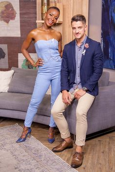 We chat to a human trafficking survivor, and Zakes Bantwini joins in. Love Couple, Couples In Love, Best Couple, True Love Stories, Love Story, O 8, Interracial Couples, Fashion Couple, African Women
