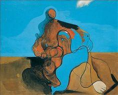 Surrealismo - Il Bacio 1927 - Max Erst