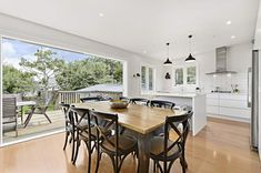 Property located at 13 Rocklands Avenue, Mt Eden, New Zealand Villa, Modern, Table, Furniture, Home Decor, Trendy Tree, Decoration Home, Room Decor, Tables