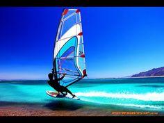 Dahab Blue lagoon. This or the damp, grey, cold view outside? Windsurf FreeStyle Blue Lagoon Power Trip #windsurfing #travel #dahab #egypt @ ActionTripGuru