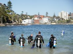5 Tips for Shore Diving