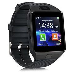 IBTS® Dz09 Bluetooth Smart Watch with Camera Pedometer Anti-lost for Iphone and Android Smartphones (Black) IBTS http://www.amazon.com/dp/B01EBXZ1D2/ref=cm_sw_r_pi_dp_JnHexb0KGRG41