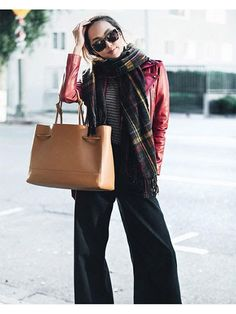 16 Super-Chic Ways to Layer for the Winter: shopping: allure.com